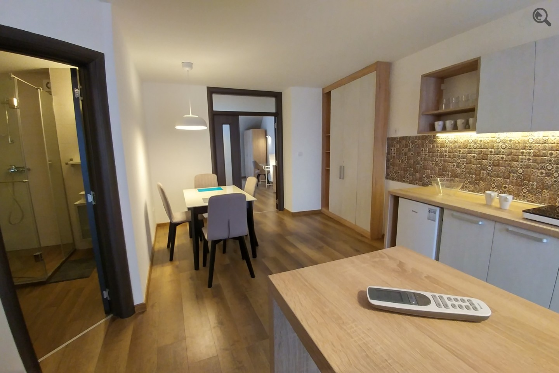 Trosoban Apartman King A22 Beograd Centar