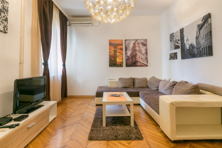 Three Bedroom Apartment Maršal Belgrade Center