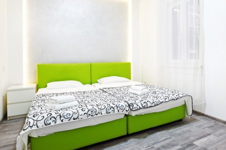 Studio Apartment Paradise Silver Belgrade Center