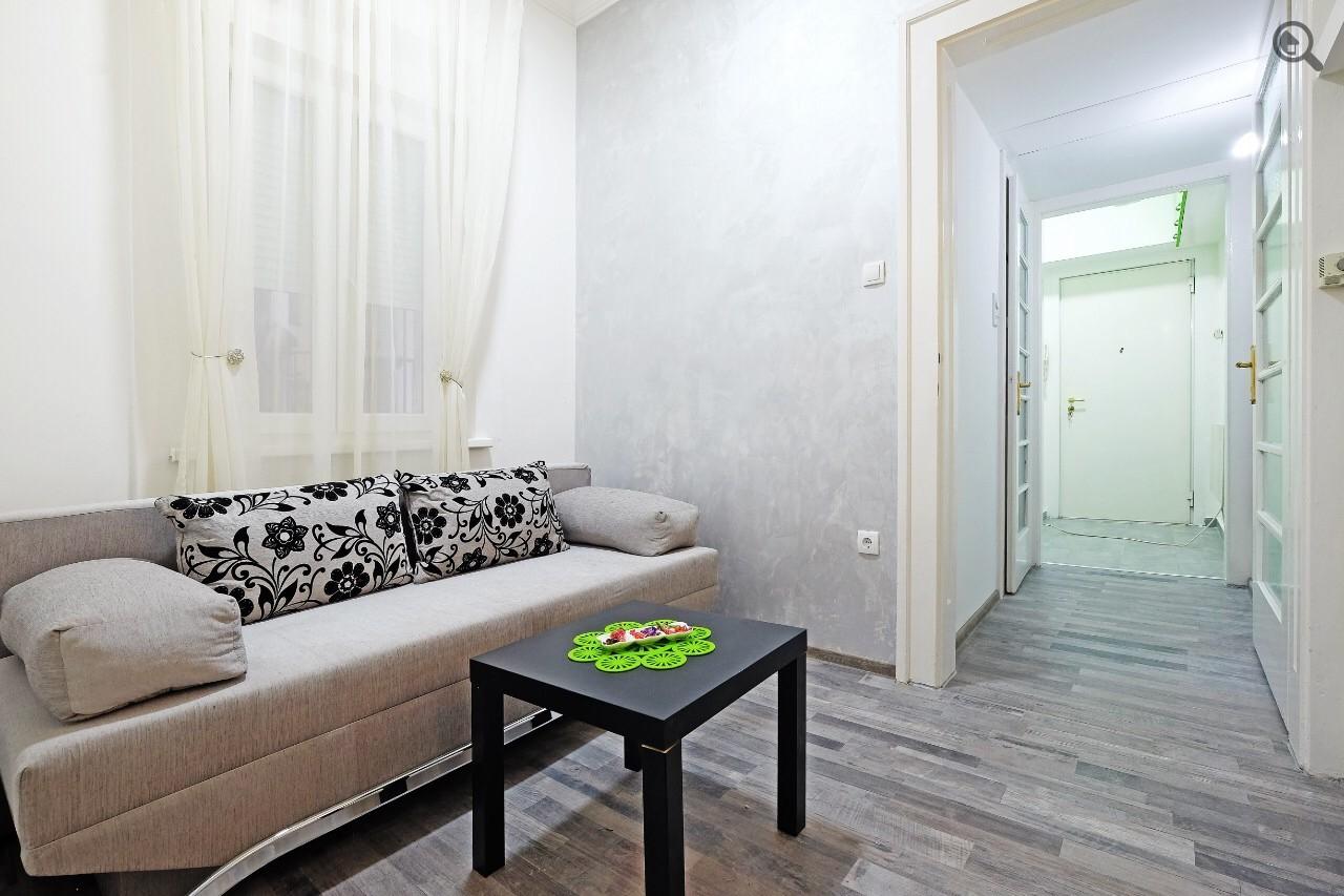 Stan , Beograd (grad) , Kratkoročno izdavanje | Jednosoban Apartman Paradise Silver Beograd Centar