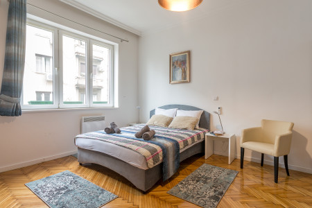 Dvosoban Apartman Mata 2 Beograd Centar