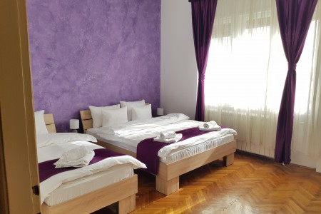 Four Bedroom Apartment Brankow Belgrade Center