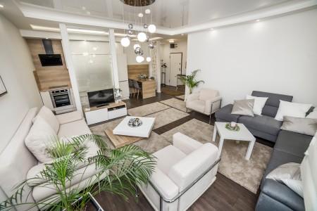 Dvosoban Apartman BeNice Beograd Novi Beograd