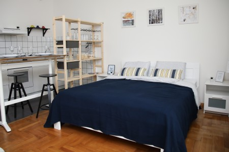 Studio Apartment Mikele Belgrade Zvezdara