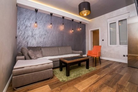 One Bedroom Apartment Kezual Belgrade Vracar