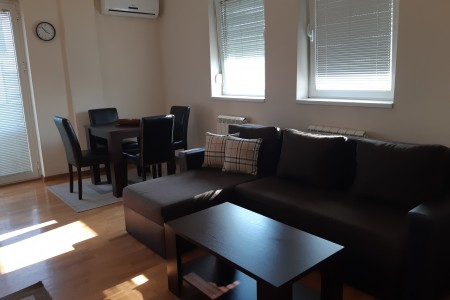 Studio Apartment Joy Belgrade Vracar