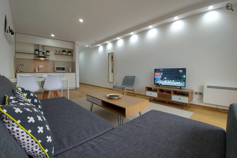 Dvosoban Apartman Janis Janulis 10 Beograd Voždovac