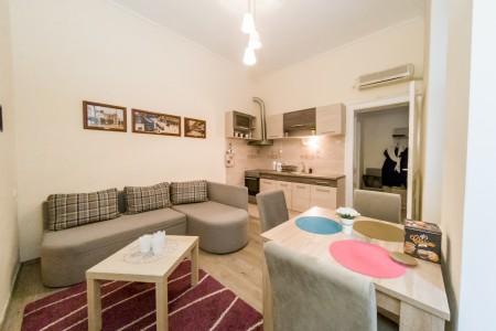 One Bedroom Apartment Ema Belgrade Center