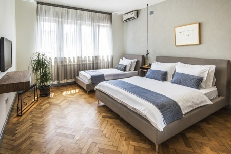 Two Bedroom Apartment Rakoc A11 Belgrade Center