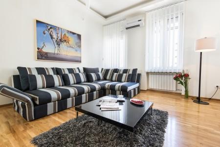 Trosoban Apartman Rakoč A22 Beograd Centar