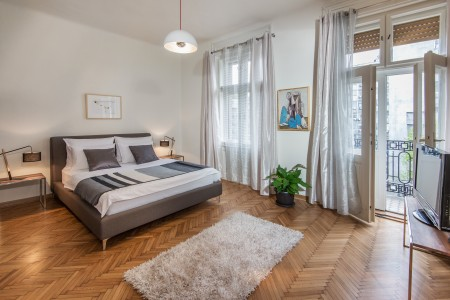 Three Bedroom Apartment Rakoč A33 Beograd Centar