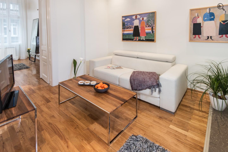 Stan , Beograd (grad) , Kratkoročno izdavanje | Dvosoban Apartman Rakoč A12 Beograd Centar