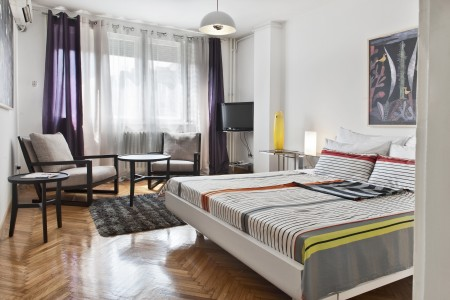 Studio Apartment Rakoc A13 Belgrade Center