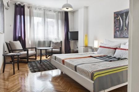 Studio Apartman Rakoč A13 Beograd Centar