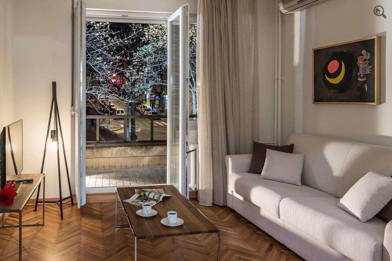 Stan , Beograd (grad) , Kratkoročno izdavanje | Trosoban Apartman Rakoč A28 Beograd Savski Venac