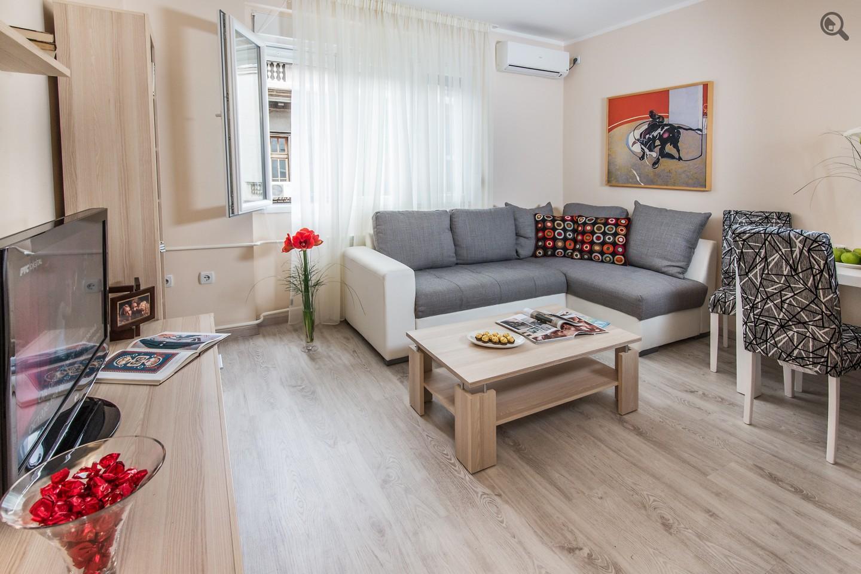 Jednosoban Apartman Rakoč A31 Beograd Centar