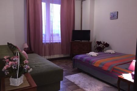 Jednosoban Apartman Garden Hram Beograd Vračar