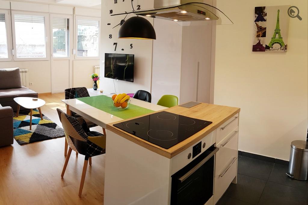 Jednosoban Apartman Plezir Beograd Novi Beograd