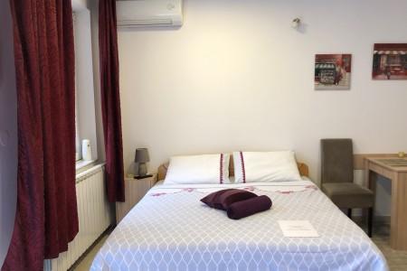 Studio Apartman Blue Danube Beograd Zemun