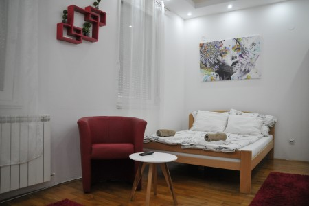 Studio Apartman Anastasia Nbg Beograd Novi Beograd