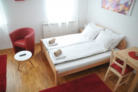 Studio Apartment Omega Belgrade New Belgrade