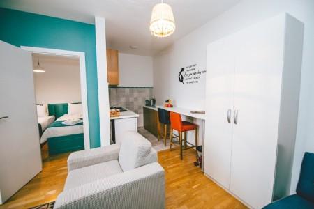Dvosoban Apartman A 54 Beograd Palilula