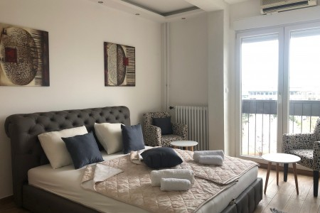 Two Bedroom Apartment Vuk 13 Belgrade Vracar