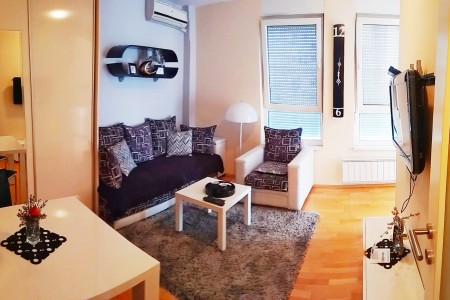 Studio Apartment Lav Belgrade New Belgrade