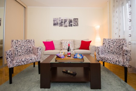 Two Bedroom Apartment Skadarlija Bg Belgrade Center