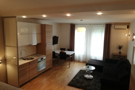 Dvosoban Apartman Sarp Beograd Centar