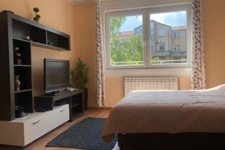 apartmani beograd cukarica apartman cozy studio 22