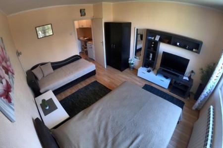 apartmani beograd cukarica apartman cozy studio 23