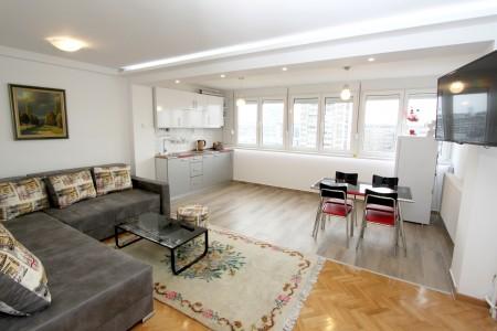 Trosoban Apartman Penthouse Novi Beograd Beograd Novi Beograd