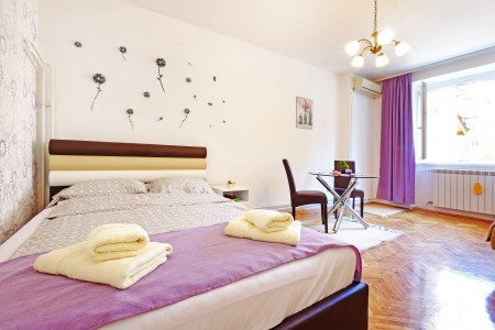 Studio Apartment Paradise Stars Belgrade Center