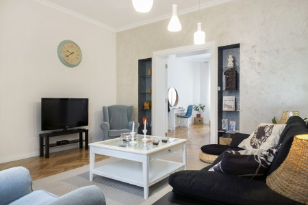 Five Bedroom Apartment Terazije Urban Downtown apartman Belgrade Center