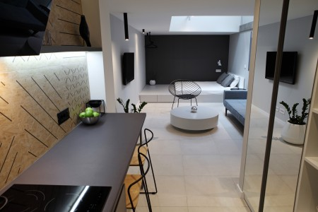 Studio Apartment Temple Superior A2 Belgrade Vracar