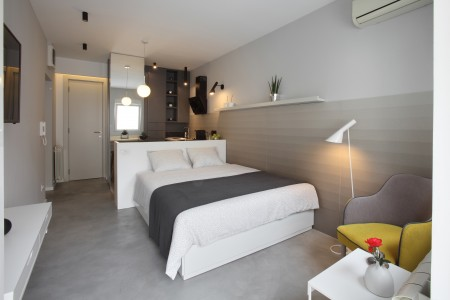 Studio Apartment Temple Designed A3 Belgrade Vracar