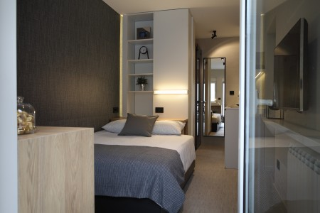 Studio Apartment Temple Modern A4 Belgrade Vracar