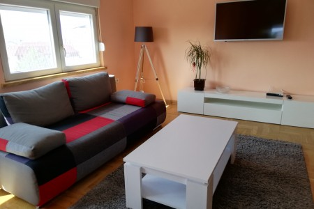 Trosoban Apartman Severac 4 Beograd Palilula