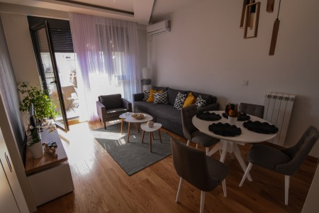 Two Bedroom Apartment Unamare Belgrade Vozdovac