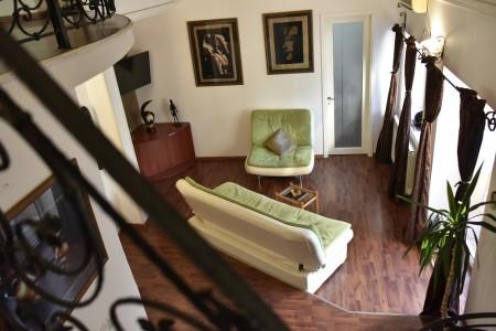 Petosoban Apartman Mocha i Orange Beograd Centar