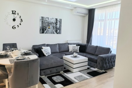 Three Bedroom Apartment Delux Waterfront Belgrade Savski Venac