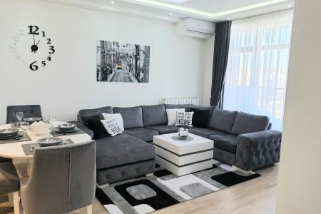 Trosoban Apartman Delux Waterfront Beograd Savski Venac