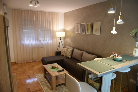 One Bedroom Apartment Apartman Polo 1 Belgrade Zvezdara