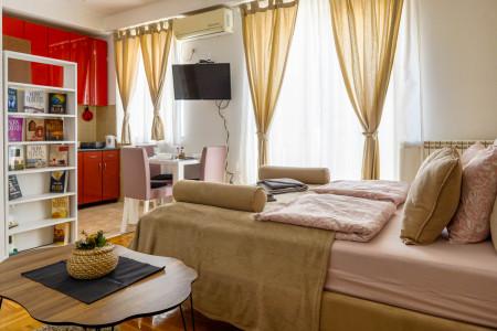 apartmani beograd vozdovac apartman lux regina 262
