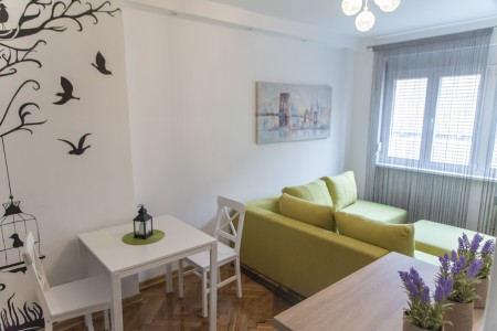 One Bedroom Apartment Sweet House Belgrade Savski Venac