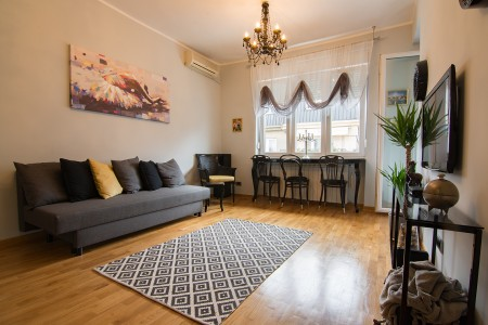One Bedroom Apartment Srce Beograda Belgrade Center