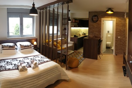 Studio Apartment Story 2 Belgrade Vracar