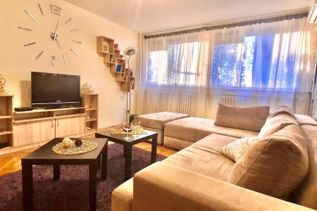 Two Bedroom Apartment Hedonist Belgrade Vracar