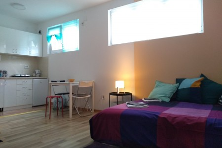 Studio Apartment Malaga Belgrade Zvezdara